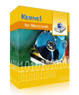 Kernel Mac Data Recovery