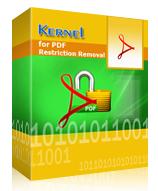 Kernel for PDF Restriction Removal Tool