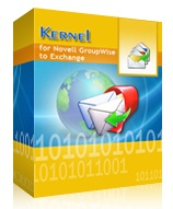 Groupwise Emails nach Exchange konvertieren