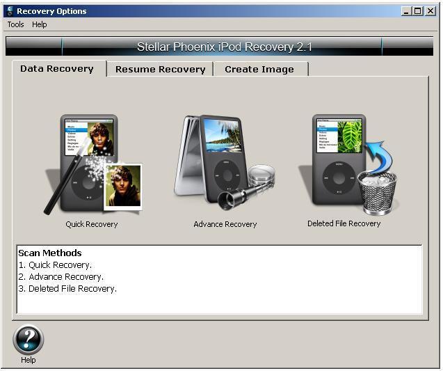 iPod Daten wiederherstellen