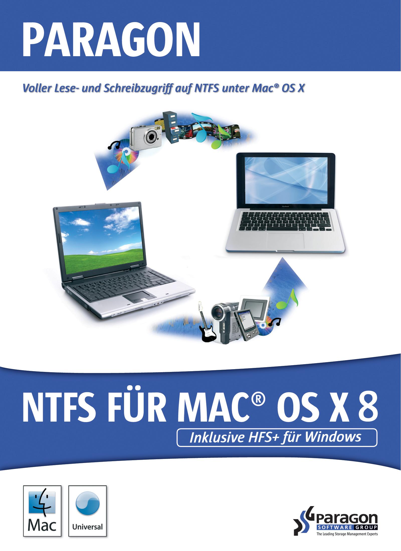 Mac Daten auf Windows PC lesen
