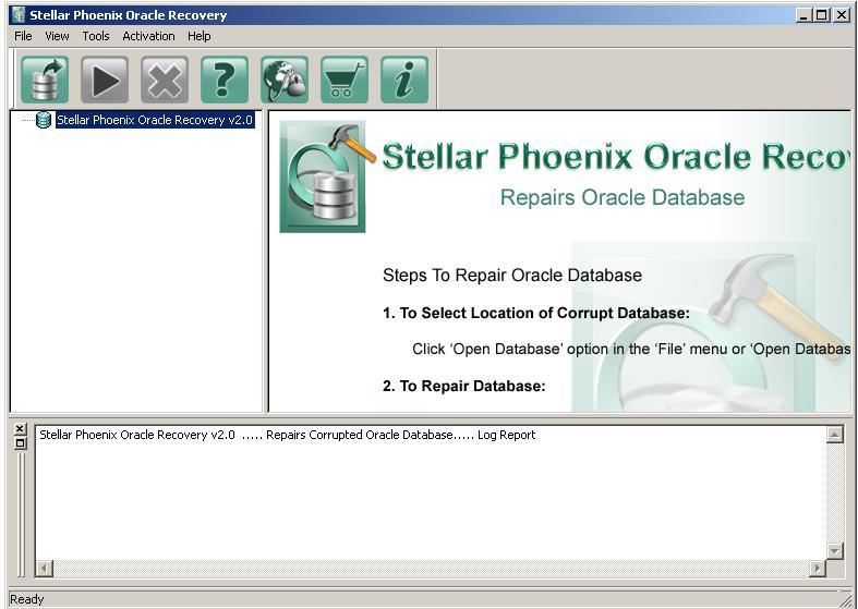 beschädigte Oracle Datenbank wiederherstellen