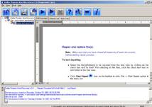 beschädigte Word Doc Datei reparieren und retten