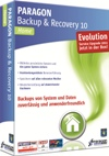 Backup Recovery die neue Software für jede Sicherung.