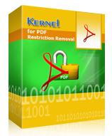 Kernel for PDF Restriction Removal Tool
