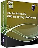 Stellar Phoenix DB2 Dateien wiederherstellen