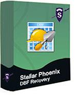 Stellar Phoenix DBF Dateien wiederherstellen