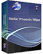 Stellar Phoenix Wipe Mac, der File eraser
