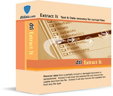 DTI Extract It
