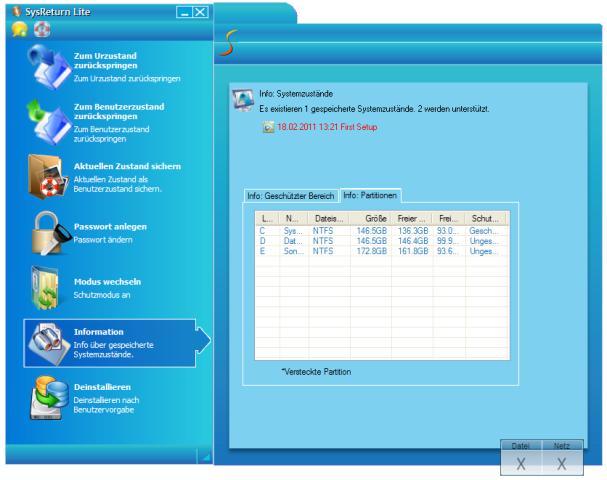 Software für den Kiosk PC